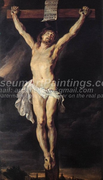Jesus Oil Painting 051