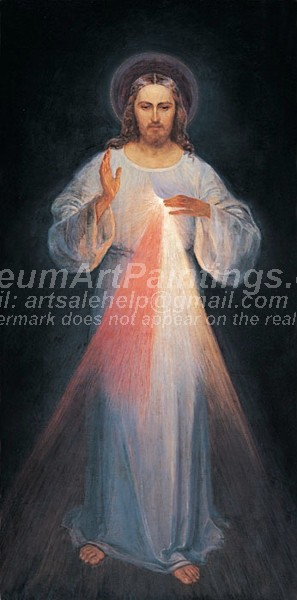 Jesus Oil Painting 065