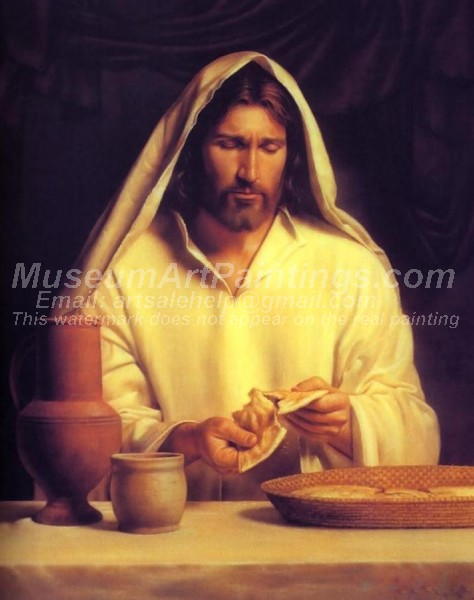 Jesus Oil Paintings 002