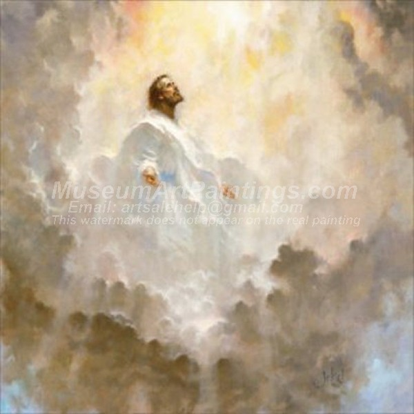 Jesus Oil Paintings 050