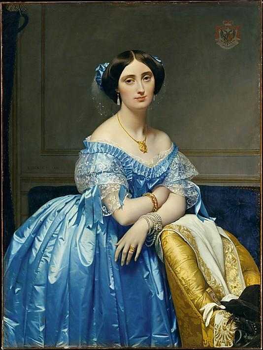 Josephine Eleonore Marie Pauline de Galard de Brassac de Bearn Princesse de Broglie