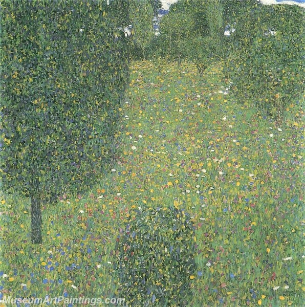 Landscape Garden Painting