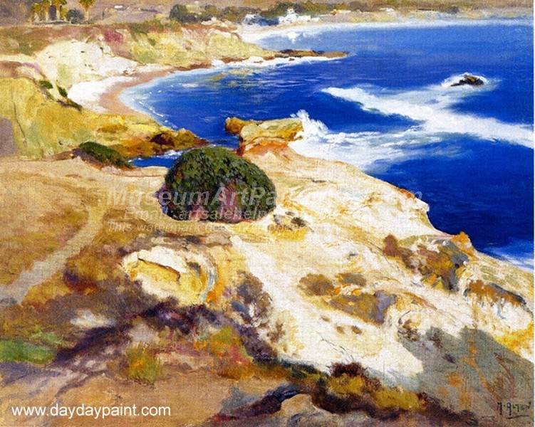 Landscape Paintings Down the Coast