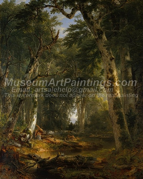 Landscape Paintings In the Woods