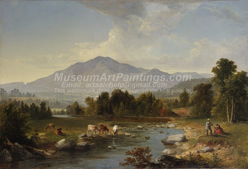 Landscape Paintings Shandaken Mountains