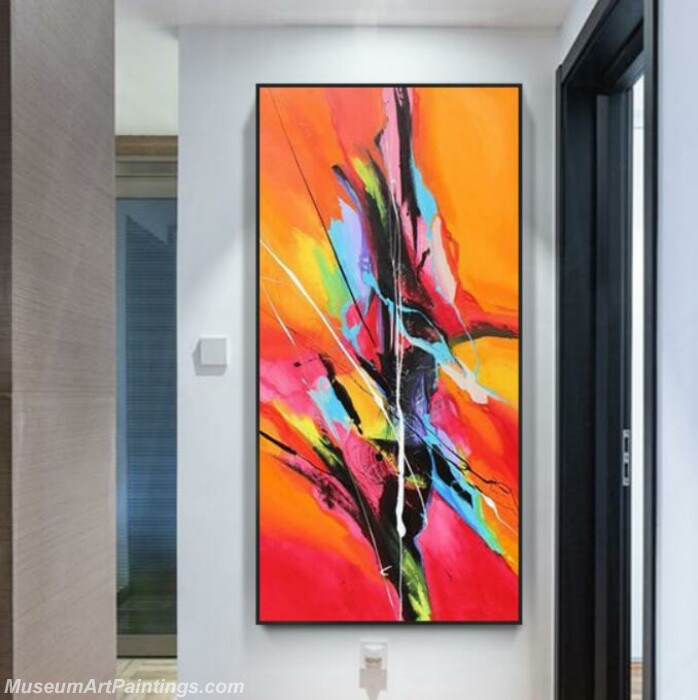 Living Room Paintings for Sale Abstract Painting B016