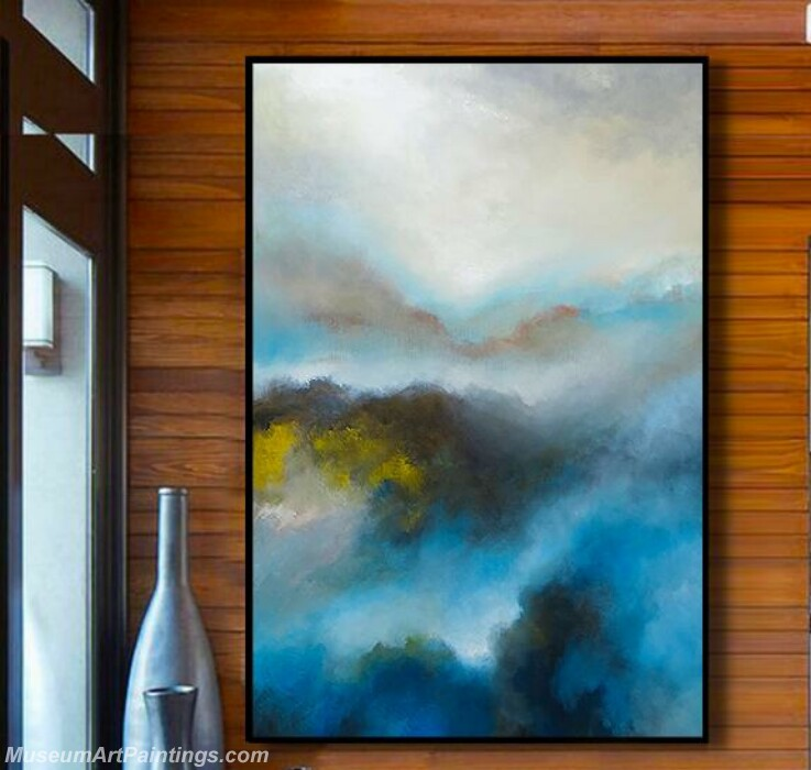 Living Room Paintings for Sale Abstract Painting B017