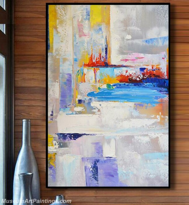 Living Room Paintings for Sale Abstract Painting B020