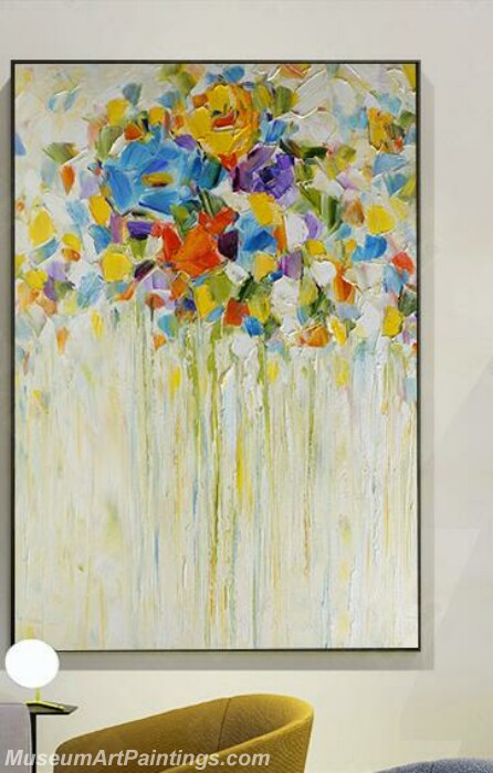 Living Room Paintings for Sale Abstract Painting B021