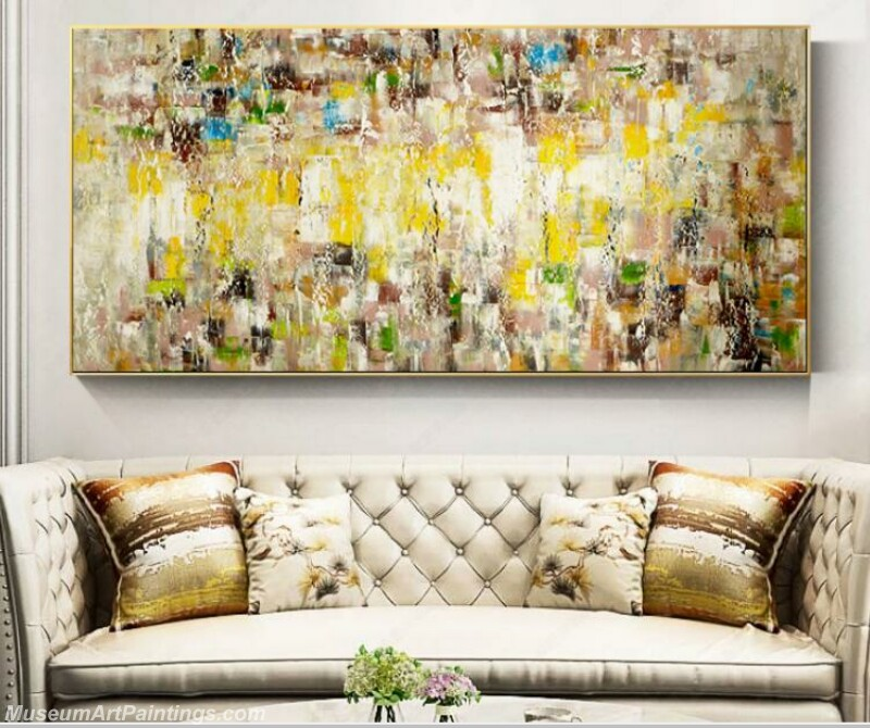 Living Room Paintings for Sale Abstract Painting B022