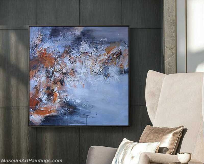 Living Room Paintings for Sale Abstract Painting B025