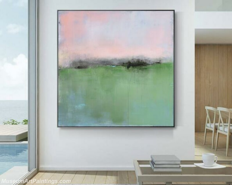 Living Room Paintings for Sale Abstract Painting B026