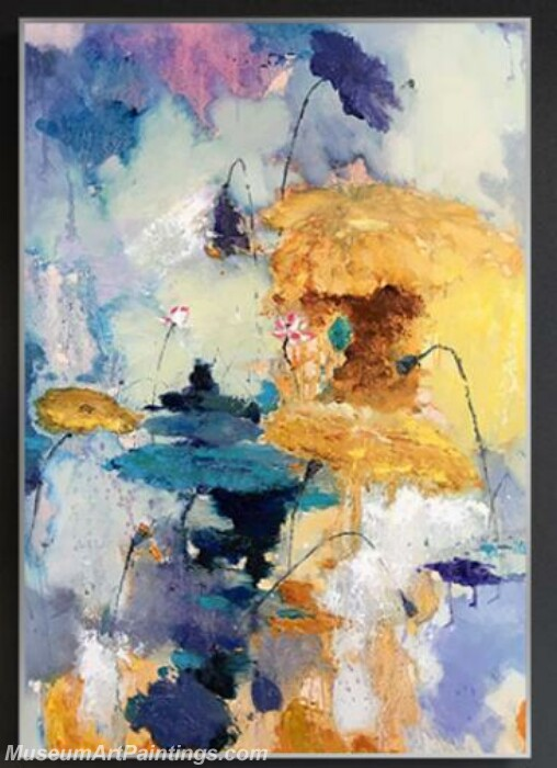 Living Room Paintings for Sale Abstract Painting B028