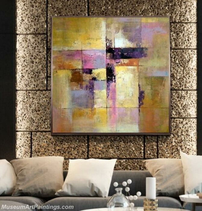 Living Room Paintings for Sale Abstract Painting B036