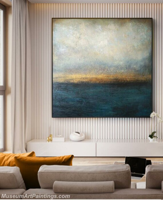 Living Room Paintings for Sale Abstract Painting B05