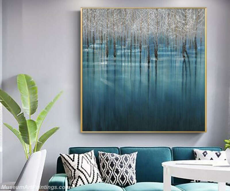 Living Room Paintings for Sale Abstract Painting B511