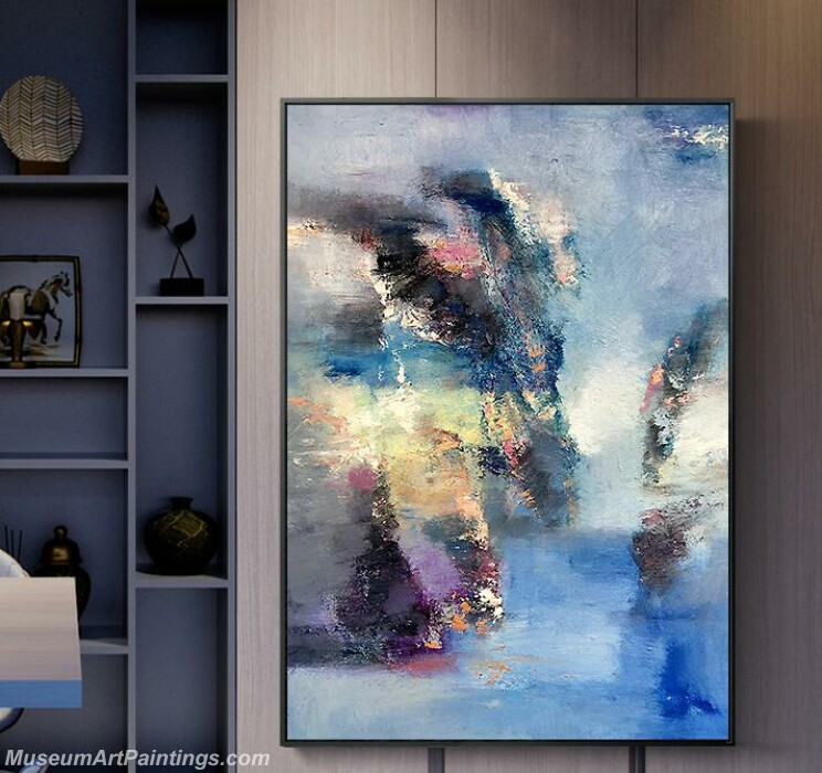 Living Room Paintings for Sale Abstract Painting B514
