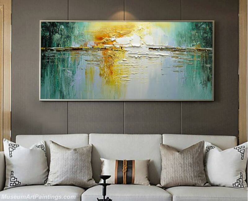 Living Room Paintings for Sale Abstract Painting B518