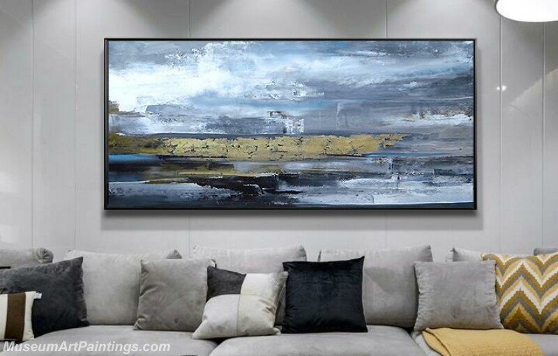 Living Room Paintings for Sale Abstract Painting B520
