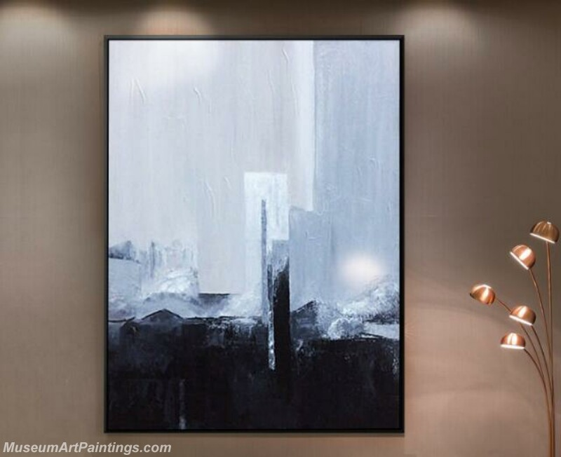 Living Room Paintings for Sale Abstract Painting B524