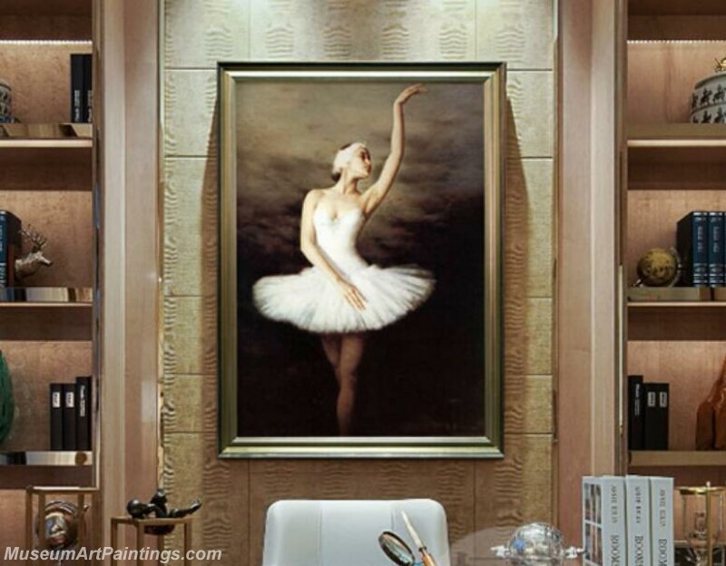 Living Room Paintings for Sale Ballet Painting 02