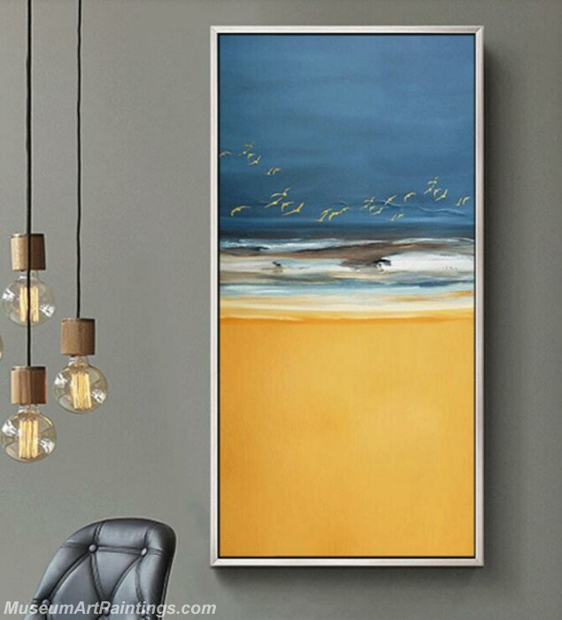Living Room Paintings for Sale Dream Sea Painting