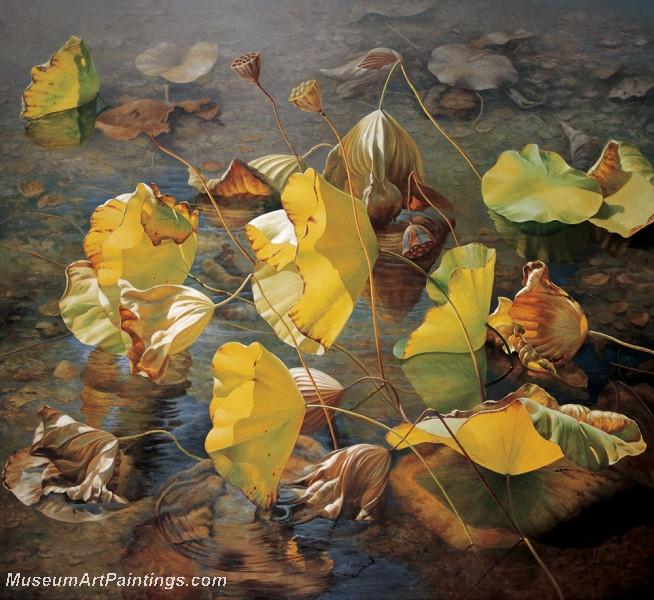 Lotus Flower Paintings 008