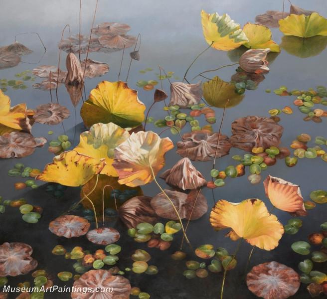 Lotus Flower Paintings 009