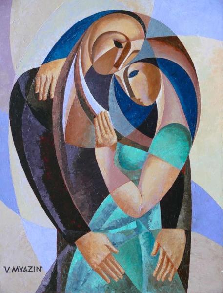 Love by Vasily Myazin