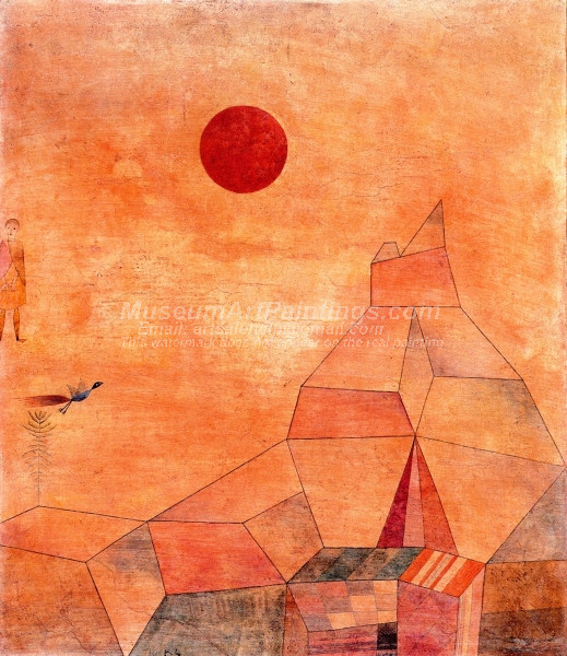 Marchen by Paul Klee