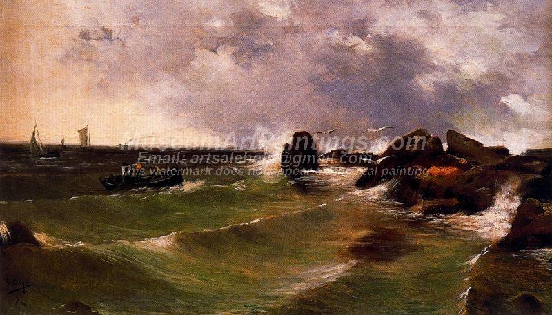 Marina by Ignacio Diaz Olano