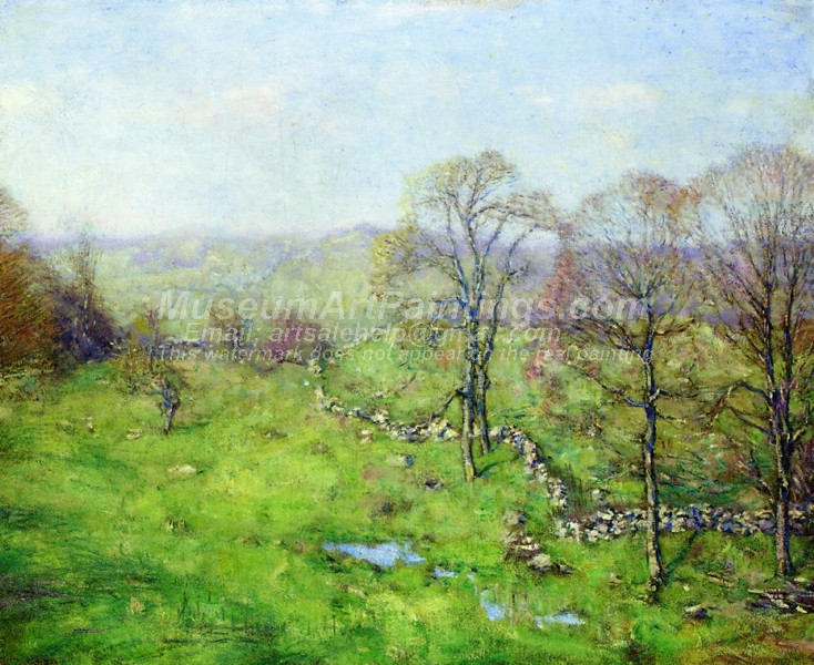 May Morning by Charles Harold Davis