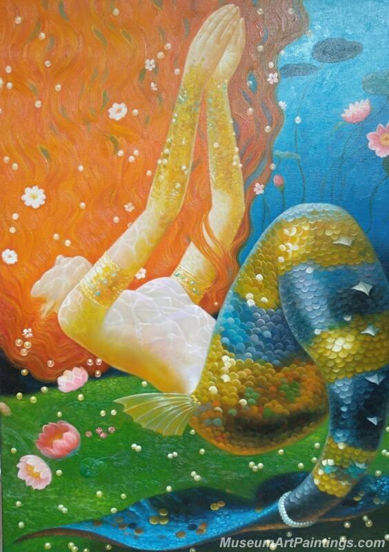 Mermaid Paintings 0016