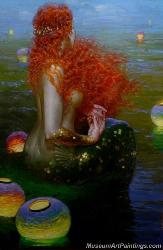 Mermaid Paintings 0017