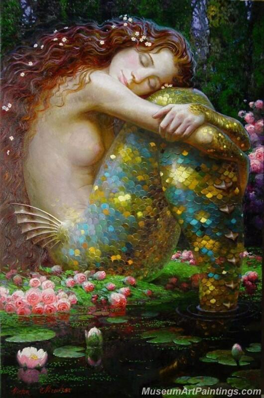 Mermaid Paintings 0021