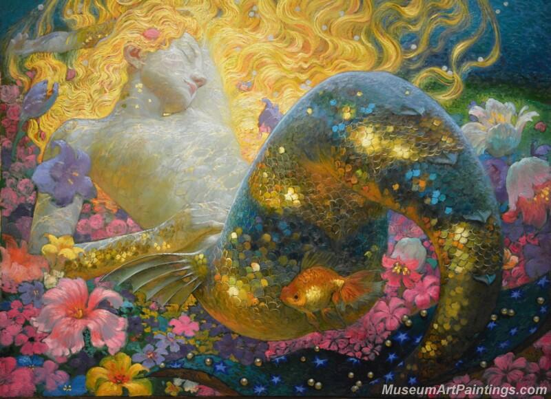Mermaid Paintings 0028