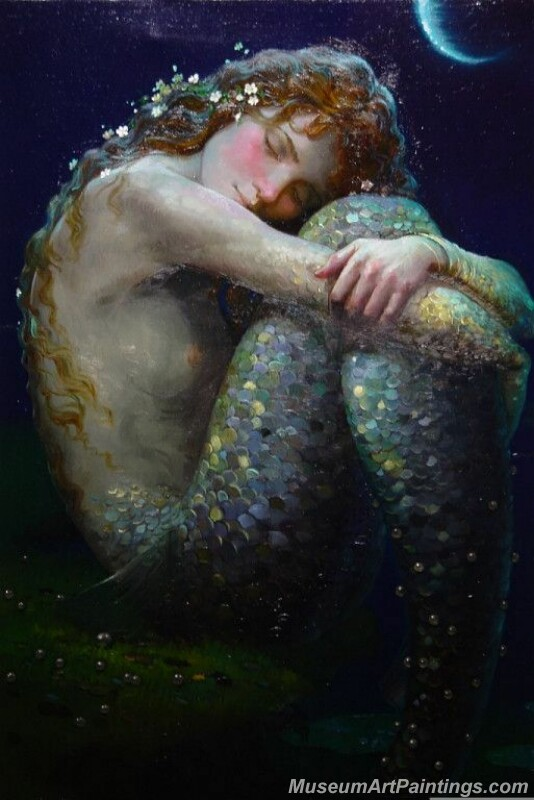 Mermaid Paintings 003
