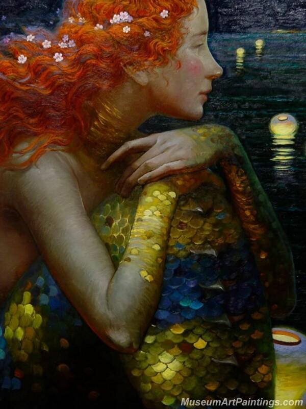 Mermaid Paintings 004