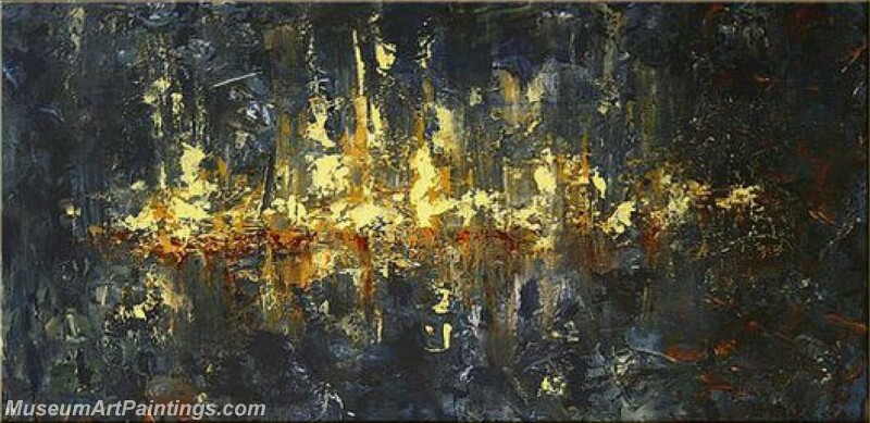 Modern Abstract Art Painting MAA23