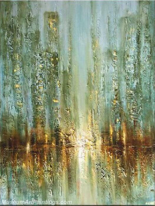 Modern Abstract Art Painting MAA31