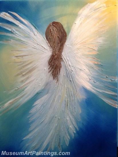 Modern Abstract Art Paintings Angel MDA03