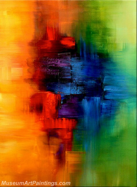Modern Abstract Art Paintings MA010