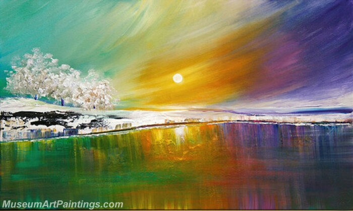 Modern Abstract Art Paintings MA011