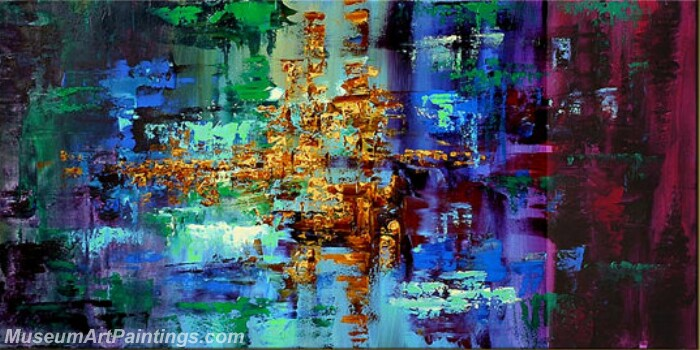 Modern Abstract Art Paintings MA012