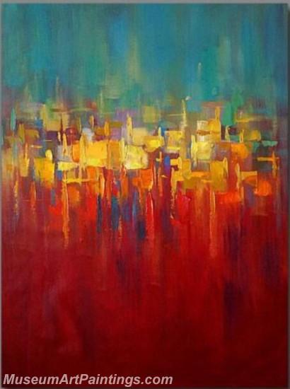 Modern Abstract Art Paintings MDA040