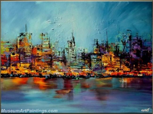 Modern Abstract Art Paintings MDA043