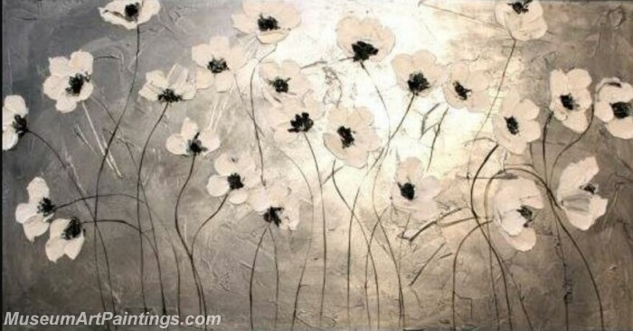 Modern Abstract Wall Art Painting Abstract Flower Tree Landscape Paintings MFL065