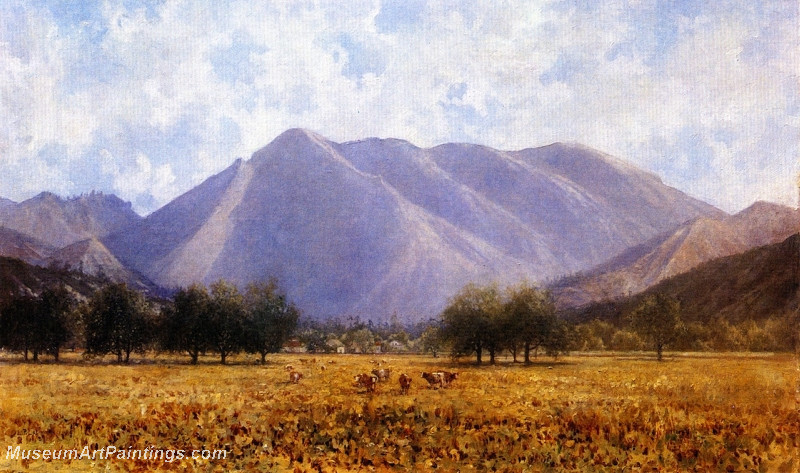 Mount Saint Helena from Knights Valley