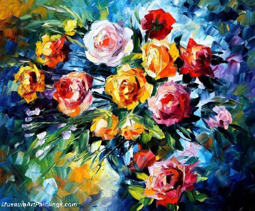 Palette Knife Oil Painting 025