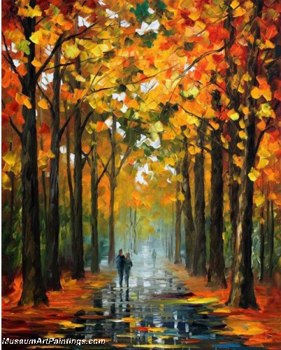 Palette Knife Oil Painting 029